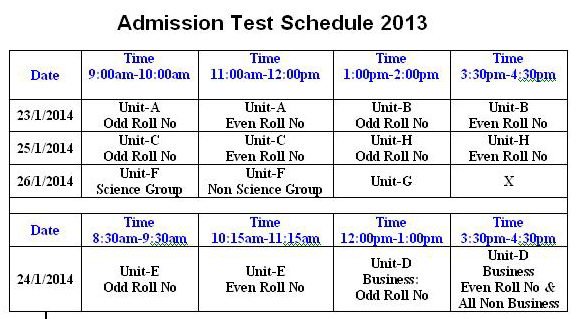 ru-admission-test-date-jan20-2014